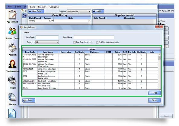 ePractice Management System